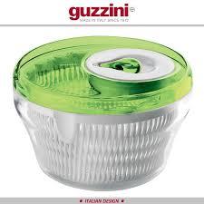 Сушилка <b>My</b> Kitchen для салата, D 28 см, зеленый, <b>Guzzini</b> ...