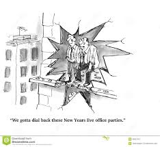 new year s eve office party stock illustration image  new year s eve office party