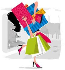 Варвара и шопинг