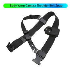 <b>Body Worn</b> Camera Single Shoulder Sling Belt Strap for <b>BOBLOV</b> ...