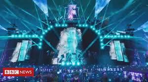 Fortnite: 'Millions attend' virtual <b>Marshmello</b> concert - BBC News