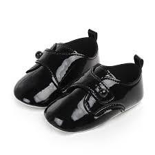 2019 <b>Joyo Roy Baby Boy</b> Shoes PU Leather Non Slip Infant Shoes ...