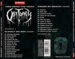 Slowly We Rot/Cause of Death album by Obituary