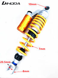 <b>Motorcycle</b> Scooter section <b>adjustable rear</b> air shock absorbers for ...