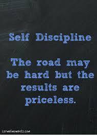Image result for DISCIPLINE