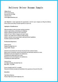 resume  lift driver resume  chaosztruck driver resume sample