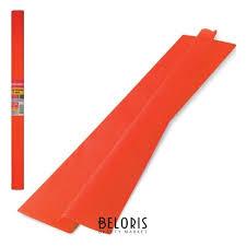 <b>Цветная</b> бумага оранжевая крепированная (<b>Brauberg</b>) купить в ...