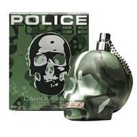 Buy <b>Police To Be Camouflage</b> Eau De Toilette 125ml Spray Online ...