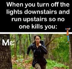 Funny Memes - Turn off the lights downstairs | FunnyMeme.com via Relatably.com