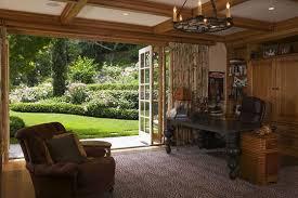 work chair area rug recessed lighting bi fold doors with glass and bi fold doors home office