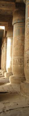 best images about ancient columns of an ancient ian temple in luxor i ve been there this peristyle is a forest of huge decorated and painted columns which are immense