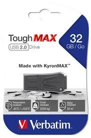 USB <b>Флеш</b>-<b>накопитель Verbatim 32GB</b> ToughMAX, цвет черный ...