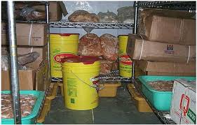 food safety online content image below keep food off the floor