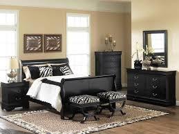 image of black bedroom set fancy black bedroom sets