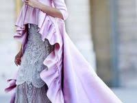 41 Best PURPLE images | Purple, Purple fashion, Strapless dress ...
