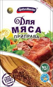 <b>Приправа</b> для мяса <b>Spice Master</b>, 150 г — купить в интернет ...