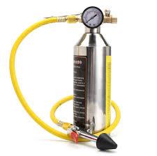 Flush Canister Gun Kits Clean Tool Set <b>R134a R12</b> R22 <b>R410a</b> ...