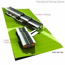 vocational training center md ikram uddin sunny archinect status school project location khulna my role architectural design drawing render