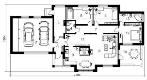 House plans   Choose the dream home plan   RaimondasUsual plan of the house Mirrored version of the house plan