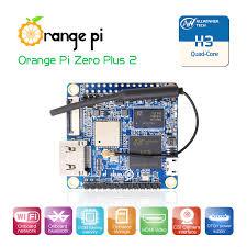 Оранжевый Pi Zero Plus2 H3 четырехъядерный WIfi Bluetooth ...