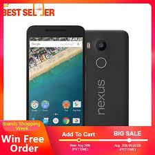<b>Original</b> Unlocked <b>LG</b> Nexus 5X H791 H790 Mobile Phone ...