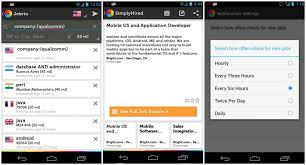 featured top job search apps for android com jobrio job search