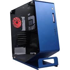 <b>Корпус GameMax WinMan</b> Blue без БП с окном — купить, цена и ...