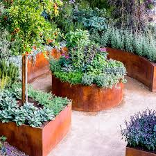 Small Picture Raised Garden Bed Designs Sunset