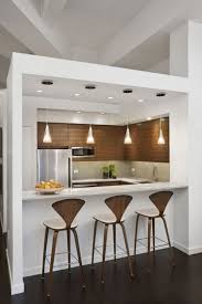 White Kitchen For Small Kitchens Small Kitchen Design Ideas Design Mini Bars And Small Kitchens