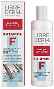 <b>Librederm Vitamin F</b> Shampoo 250 ml: Amazon.co.uk: Beauty