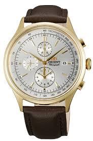Мужские кварцевые наручные <b>часы Orient TT0V002W</b> с ...