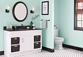 popular cool bathroom color: minty cool bathroom color ideas  minty cool