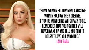 "Lady Gaga Daily on Twitter: ""One of the greatest @ladygaga quotes ..."