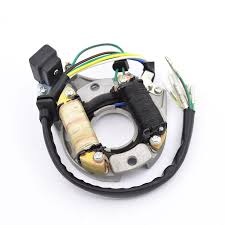 <b>Motorcycle</b> 6 Wire Half Wave AC <b>Magneto Stator Coil Generator</b> For ...