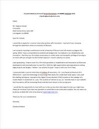cover letter for internship sample fastweb what needs to be on a cover letter