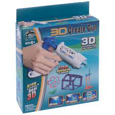 <b>3D</b>-<b>ручка</b> FITFUN TOYS детская <b>пистолет</b> (6602: FITFUN TOYS ...