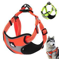<b>TRUELOVE</b> REFLECTIVE NYLON Large pet Dog Harness All ...