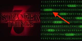 'Stranger Things 3': What does the 'when <b>blue</b> and <b>yellow</b> meet' code ...