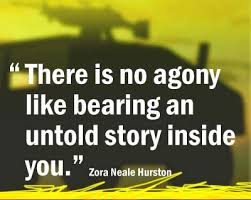 From Cop to Mom & the Words in Between: Zora Neale Hurston Quote via Relatably.com