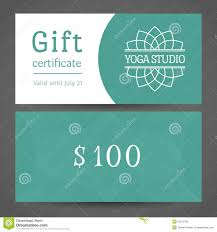 certificate yoga gift certificate template yoga gift certificate template medium size