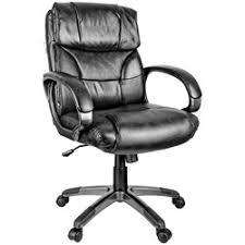 <b>Кресло руководителя Helmi HL-E08</b> Receipt черное, кожзам, с ...