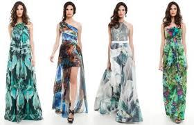 Resultado de imagem para vestidos longos