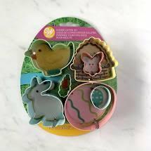 Wilton® Easter Shapes <b>Cookie Cutters</b> | <b>7pcs</b> – Zurchers