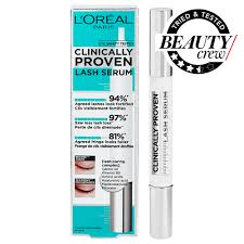 <b>L</b>'<b>Oréal</b> Paris <b>Clinically Proven Lash</b> Serum Review | BEAUTY/crew