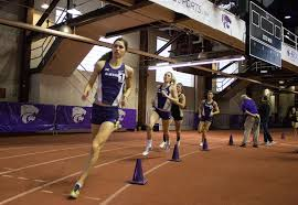 kassanavoid rises strong work ethic and leadership the lead by morgan coffman a group of women head around the track beginning the final lap of the 800 meter run at the deloss dodds invitational on jan