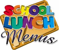 Image result for school menu