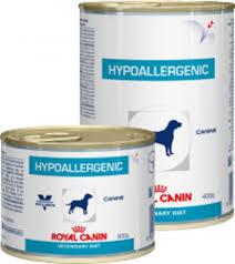 <b>Royal Canin Hypoallergenic консервы</b> для собак с пищевой ...