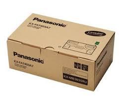 Тонер-<b>картридж Panasonic KX-FAT403A7</b>, оригинальный, black ...