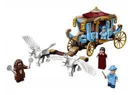 Купить <b>Конструктор Lego Harry Potter</b> TM Карета школы ...