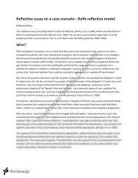 rolfe reflective model in nursing essay  nmih   art and  rolfe reflective model in nursing essay